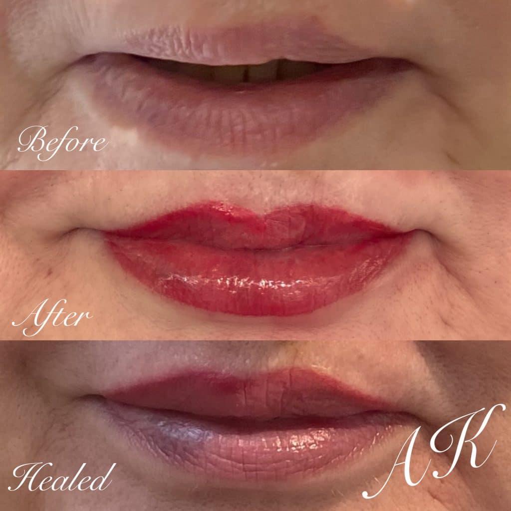 semi permanent makeup for cleft lip